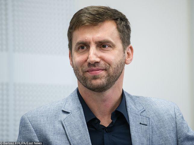 Kamil Dąbrowa był ostatnio szefem Meloradia