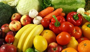 Owoce i warzywa o dużej zawartości wody