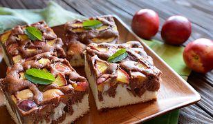 Ciasto z owocami