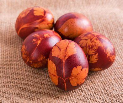 Naturalne barwniki do jajek. Sposób na piękne pisanki