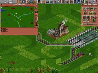 Transport Tycoon - budujemy imperium transportowe