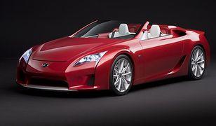 Lexus LF-A Roadster trafi do sprzedaży
