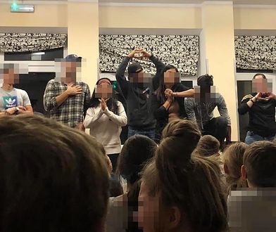 Wolontariusze EuroWeek oskarżani o molestowanie