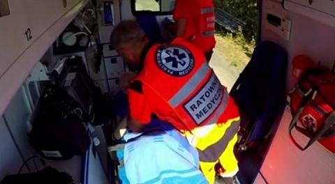 Pijany ratownik w Świnoujściu. Jechał z chorą do szpitala