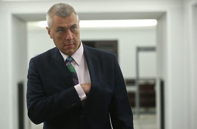 Tajemnicze wpisy Romana Giertycha na Twitterze. Prawnik zdradził los marszałka Kuchcińskiego?