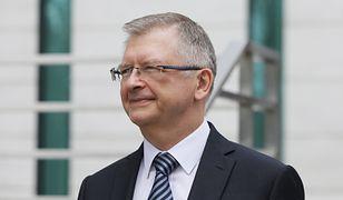 Ambasador Rosji Siergiej Andriejew: Polska tuszuje, że została uratowana przez Armię Czerwoną