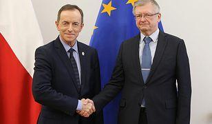 Wiceszef MSZ krytykuje decyzję Tomasza Grodzkiego