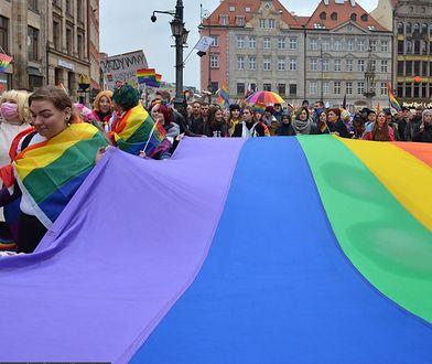 Parada Równości we Wrocławiu