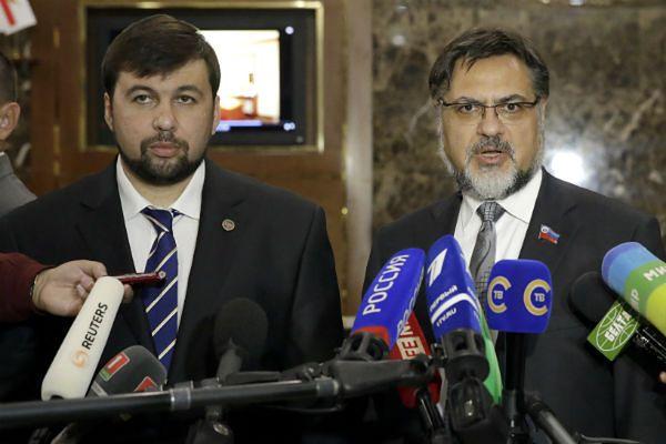 Strony konfliktu na Ukrainie chcą położyć kres naruszeniom rozejmu