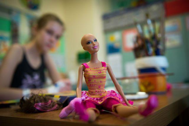Niezwykły pomysł pomocy dzieciom chorym na raka - zdjęcia