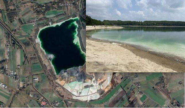 """""""Polskie Malediwy"""" w Wielkopolsce. Zarządca terenu ostrzega przed wodą, która może poparzyć"""