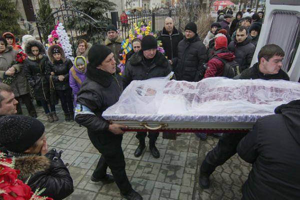 Stan wyjątkowy na wschodzie Ukrainy