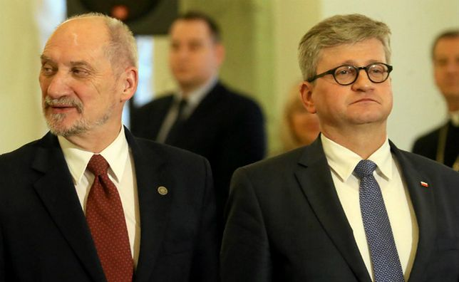 Szef BBN: MON nie odcina prezydenta od generałów