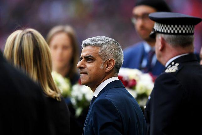 Muzułmański burmistrz Londynu jest celem ataków. Powracają nawet obalone oskarżenia