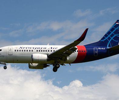 Indonezja. Samolot Boeing 737 zniknął z radarów. Na pokładzie kilkadziesiąt osób