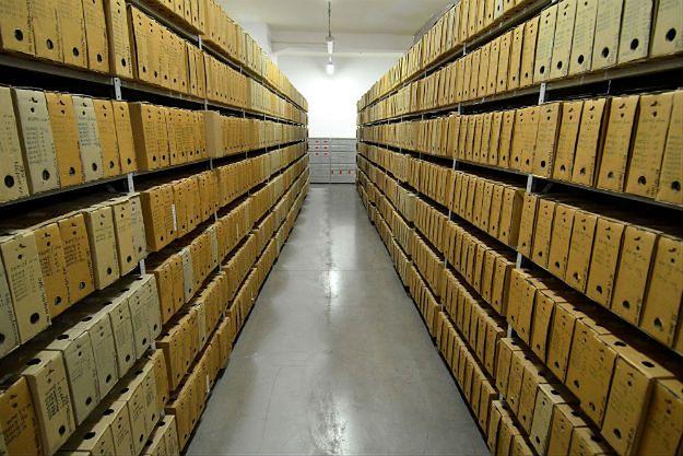 IPN ujawni informacje o tysiącach dokumentów z tzw. zbioru zastrzeżonego