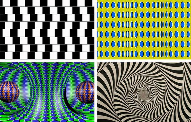 Co widzisz na tym obrazku? Iluzje optyczne podbijają sieć