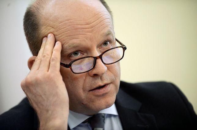 Konstanty Radziwiłł zajął stanowisko po interwencji Rzecznika Praw Obywatelskich