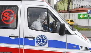 Koronawirus w Polsce. Prezydent Sosnowca pokazał, co dostarczył resort zdrowia