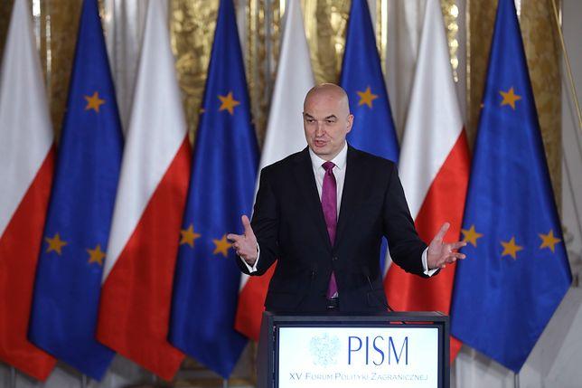 Zdaniem szefa PISM działania Komisji wobec Polski są bezprawne