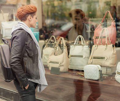 Szara torba XXL idealna do miasta