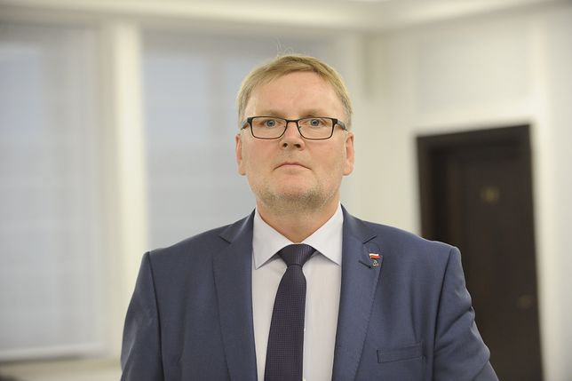 Niepokorny senator Waldemar Bonkowski. Tylko zawieszony, a tak naprawdę już go nie ma w PiS?