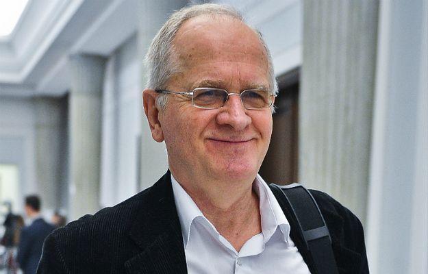 Wiceminister kultury Krzysztof Czabański