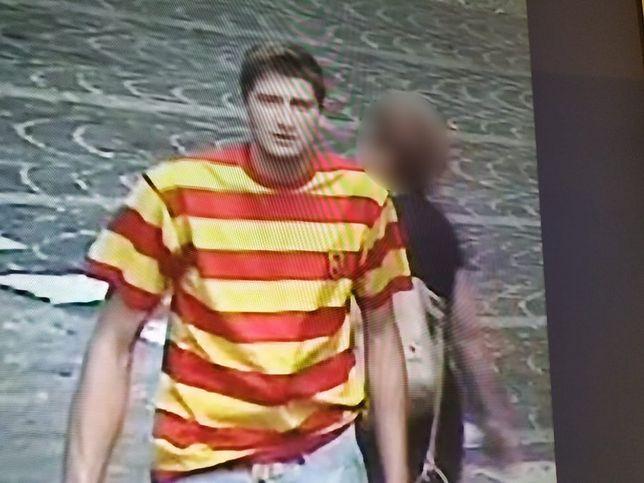 Policja publikuje wizerunek poszukiwanego mężczyzny z Białegostoku