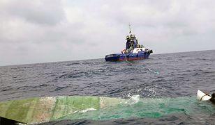 U wybrzeży Ekwadoru znaleziono tajemniczą łódź podwodną