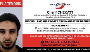 Cherif Chekatt miał na koncie 27 przestępstw