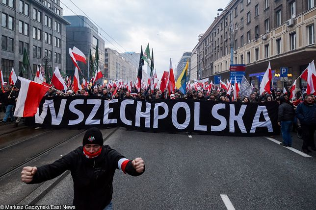 Marsz Niepodległości w 2017 roku. Tegoroczna impreza zapowiada się jeszcze bardziej gorąco