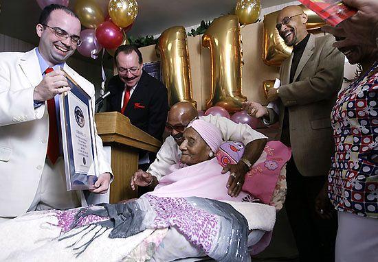 115-letnia Amerykanka najstarszą osobą świata