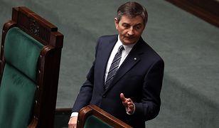 Marek Kuchciński może wyrazić zgodę na wyższe koszty ochrony