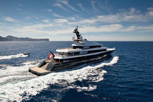10 najdroższych jachtów świata