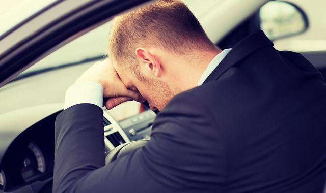 Zmęczenie wrogiem kierowców
