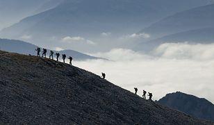 Austria. Wypadek podczas wędrówki po Alpach. Kobieta spadła ze 150 metrów