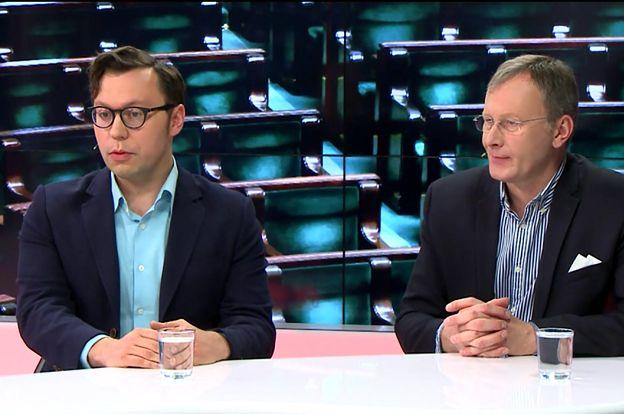 Rafał Woś i Bogusław Chrabota zgodnie o pomyśle zmiany konstytucji: najpierw trzeba rozwiązać inne problemy