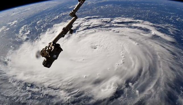 Huragan Florence uderza w USA