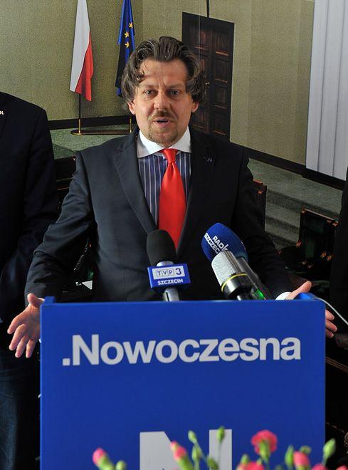 Piotr Misiło (Nowoczesna)