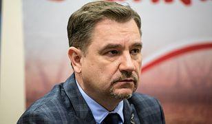 """Oświatowa """"Solidarność"""" spotkała się we wtorek z szefem całej """"S"""" Piotrem Dudą"""
