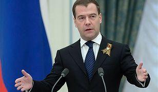 Prezydent Rosji chce karać za... jedzenie