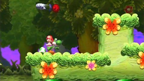 3DS dostanie też nowe przygody Yoshiego