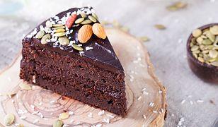 Brownie z burakami. Pyszne ciasto na słodki podwieczorek