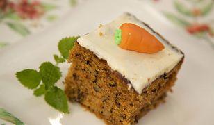 Anglosaski przysmak. Przepis na ciasto marchewkowe