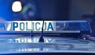 Warszawa. 25-latka nie było w domu, gdy na balkonie zapaliła się szafka.