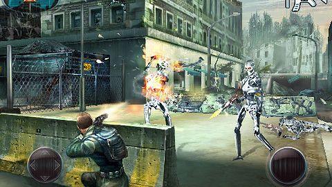 Terminator zmierza na iPhone
