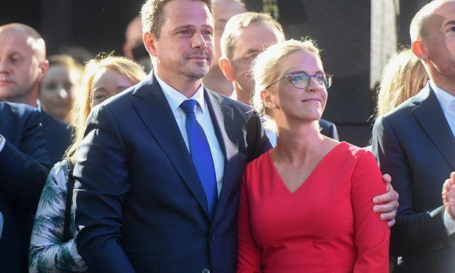 Wybory 2020. Małgorzata Trzaskowska o wynikach wyborów