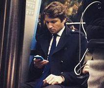 Przystojniacy z paryskiego metra