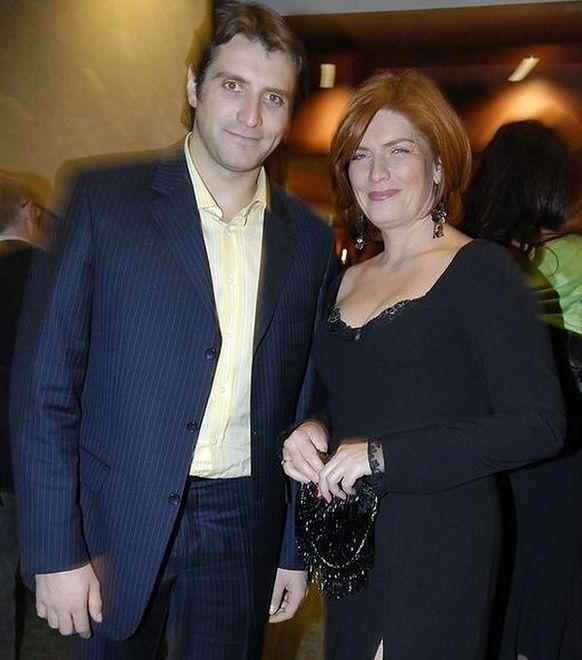 Maciej Dowbor i Katarzyna Dowbor