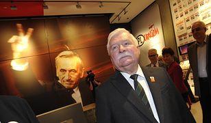 30 sierpnia 2014 roku. Lech Wałęsa podczas otwarcia Europejskiego Centrum Solidarności w Gdańsku .